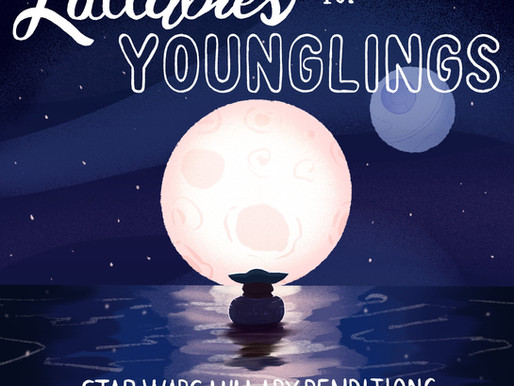 Lullabies for Younglings: A Star Wars Lullaby Album