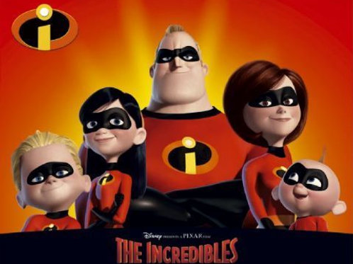Incredibles Theme for Wind Quintet