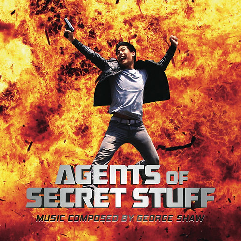 Symphonic Suite from Agents of Secret Stuff for Orchestra
