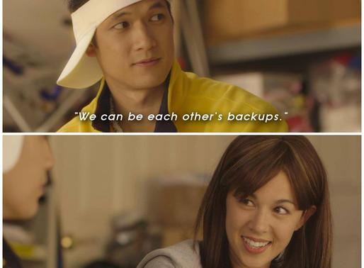 Single by 30, Wong Fu vid starring Harry Shum Jr. & Kina Grannis