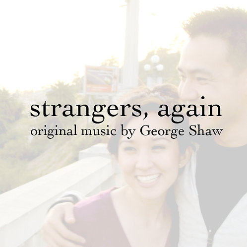 Strangers, Again (Sheet Music)