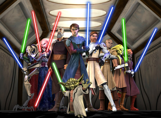 Star Wars: The Clone Wars Suggested Episode Guide