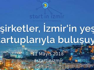 İzmir'in yeşil teknoloji startupları kurumsal şirketlerle buluşuyor!