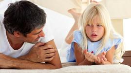 Cómo dar malas noticias a los niños
