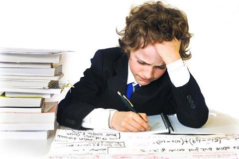 El estrés de fin de año… ¿en niños?