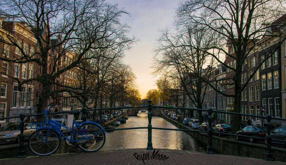 Amsterdam 7 Bridges