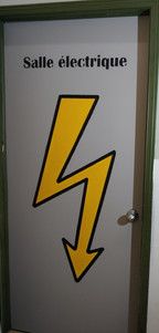 Salle électrique