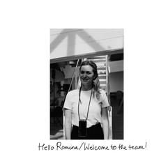 Hi Romina