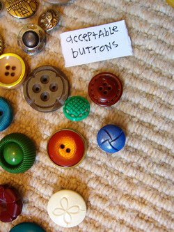 buttons = acceptable
