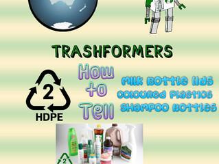 Trashformers - more than meets the eye