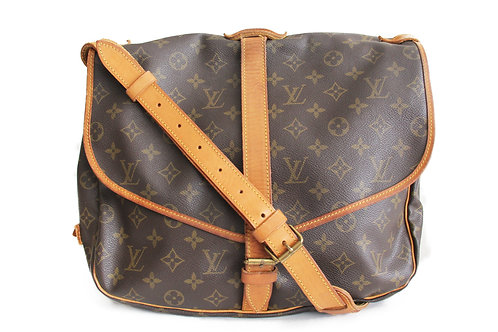 Louis Vuitton Saumur 35 Messenger Bag in Monogram