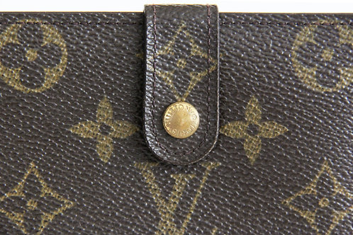 Louis Vuitton French Purse Wallet in Monogram