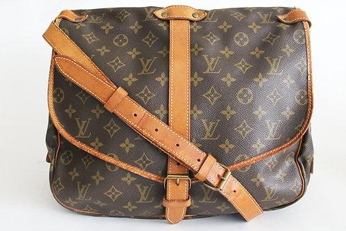 Louis Vuitton Saumur 35 Messenger Bag in Monogram