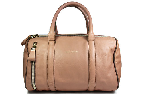 See By Chloe Tote Bag in Pink Leather