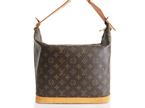 Louis Vuitton Amfar Three Vantiy Shoulder Bag in Monogram