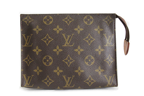 Louis Vuitton Vintage Cosmetic Pouch in Monogram