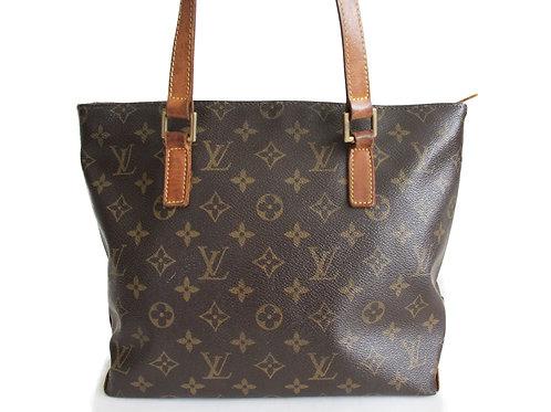 Louis Vuitton Cabas Piano Shoulder Bag in Monogram