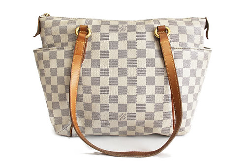 Louis Vuitton Totally PM in Damier Azur