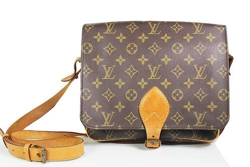 Louis Vuitton Vintage Cartouchiere Messenger bag in Monogram
