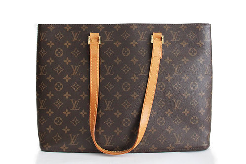 Louis Vuitton Luco Shoulder Bag in Monogram