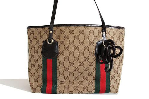 Gucci Jolicoeur Shoulder Bag in GG Canvas