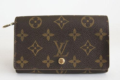 Louis Vuitton Porte Tresor Wallet in Monogram