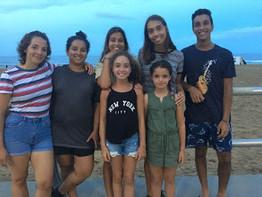 The Saha Family Vacation Part II