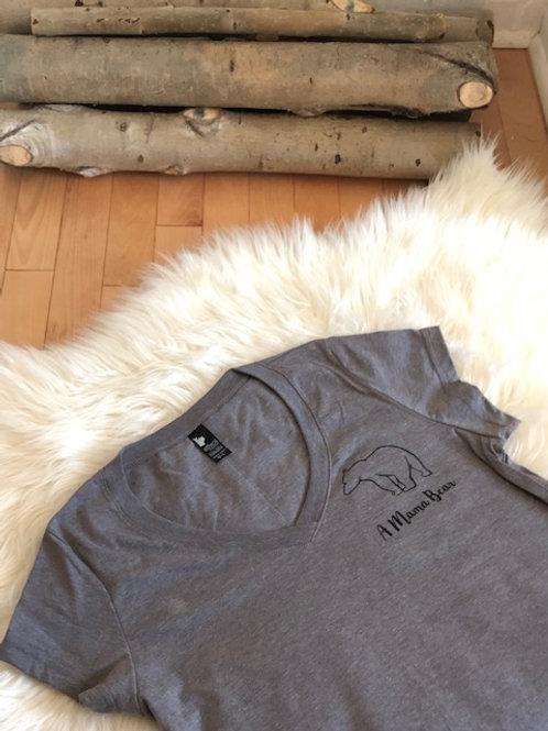 Mama Bear Tee Shirt - Short Sleeve