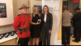 Canada honors this Mama Bear