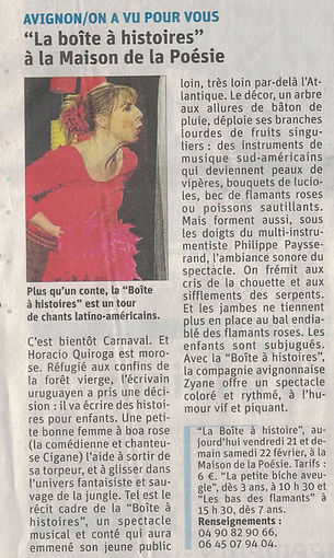 article Vaucluse M at BH Bas des Flamant