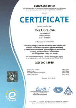 E.Liptajová_EN_ISO_9001