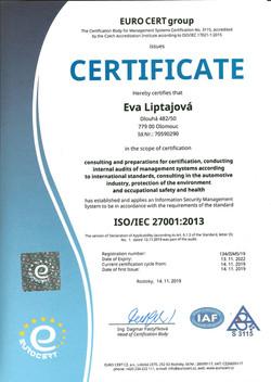 E.Liptajová_EN_ISO_27001