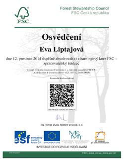 FSC osvědčení Eva Liptajová.jpg