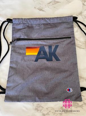 Alyssa Aviator Nation Logo on Bag.JPG
