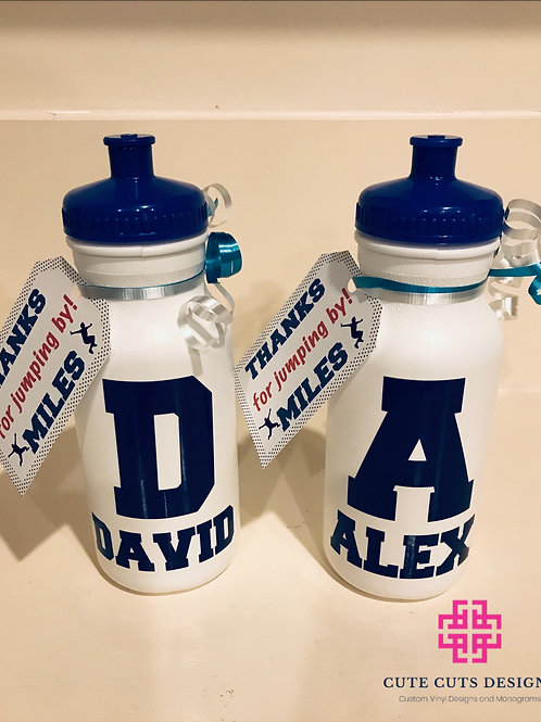 Sports Squeeze Bottles