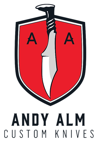 Andy Alm Custom Knives