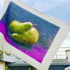 Love-Fruit Fahne