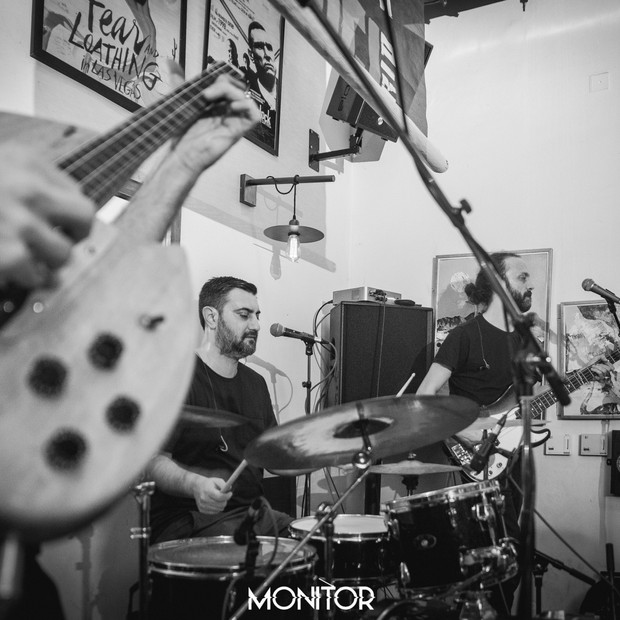 Live at Monitor Art Cafe