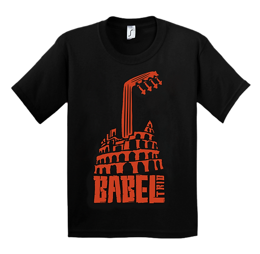 BABEL TOWER RED