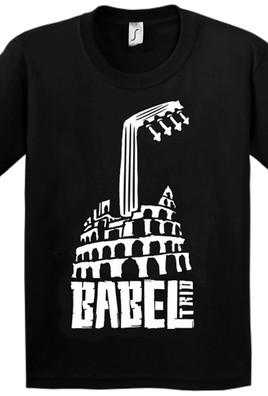 Babel Tower T-Shirt White