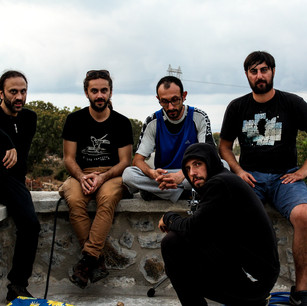 """At the rooftop after shooting for """"Pacharde"""""""