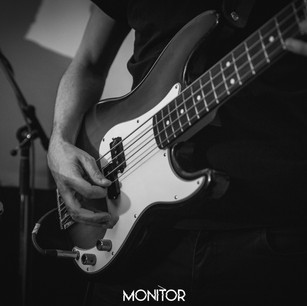Live at Monitor Art Cafe