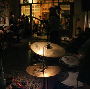 Ride cafe live - Chania