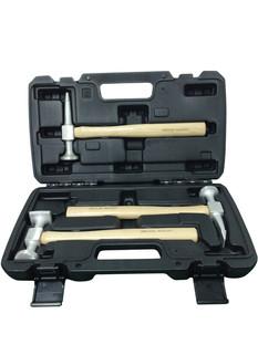 3 PCS Aluminum Hammer Set