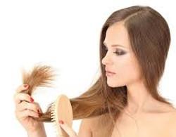 Cheveux secs et cassants