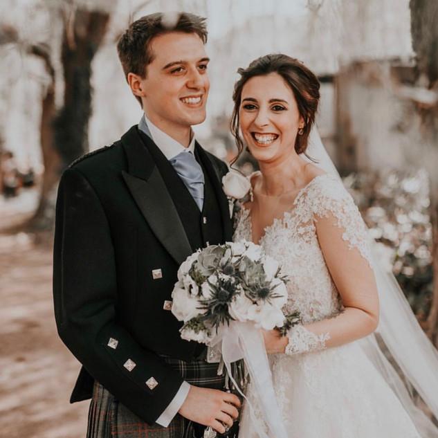 A beautiful Surrey wedding