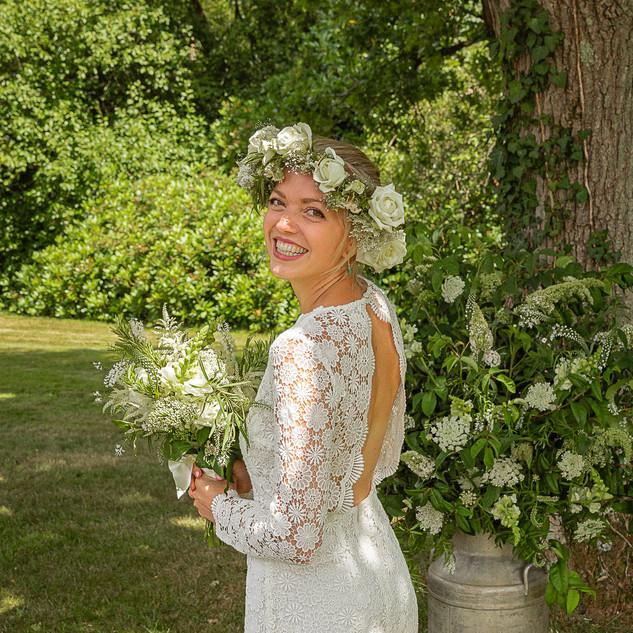 Summer wedding in Surrey