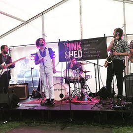 _stretchsoulgang on Pink Shed Stage #awe
