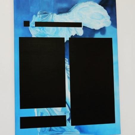 El discurso en el arte contemporáneo a través de una obra de Enrique Hernández.