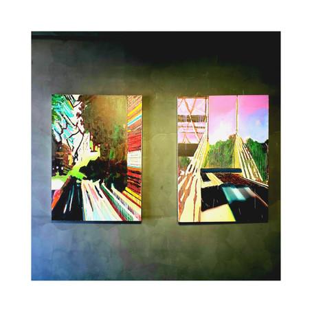 Enrique Hernández: Un paisaje nunca es para siempre. Una visita a la exposición.